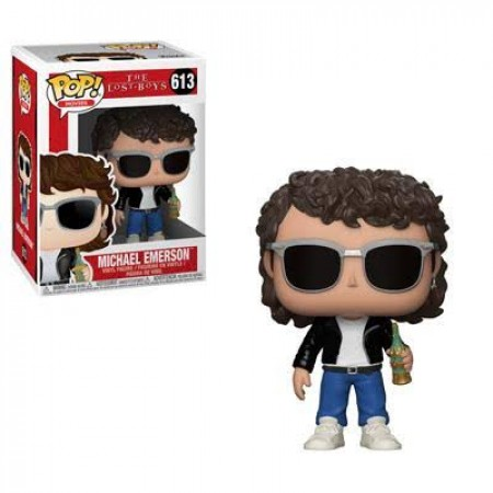 * Funko Pop Filmes - Os Garotos Perdidos - Michael Emerson 613 - The Lost Boys - #613