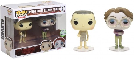 Funko Pop Upside Down Eleven / Barb-Stranger Things-1
