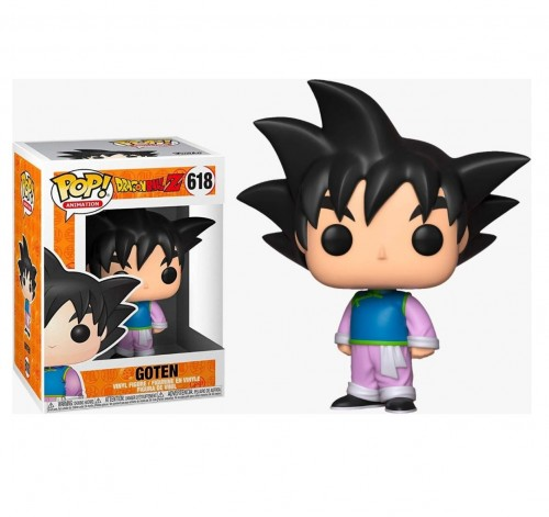 Funko Pop! - Dragon Ball - Goten-Dragon Ball-618