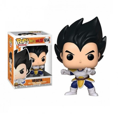 Funko Pop! - Dragon Ball - Vegeta-Dragon Ball-614