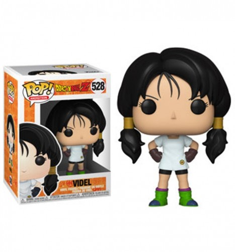 Funko Pop! - Dragon Ball Z - Videl-Dragon Ball-528