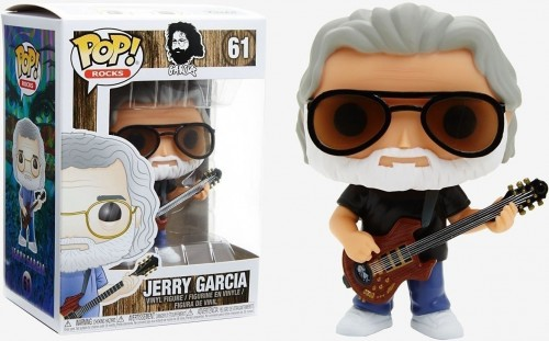 Funko Pop! Rocks - Jerry Garcia-Rocks-61