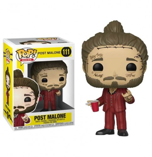 Funko Pop! Rocks - Post Malone-Rocks-111