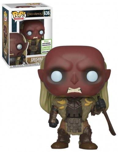 Funko Grishnákh - Lotr - Eccc 2019-Lord of the Rings-636