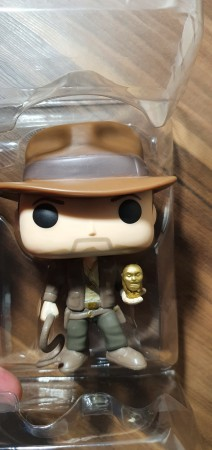 Funko Pop! Indiana Jones #199 (c/ Idol ) - San Diego Comiccon - Raro - Indiana Jones - #1