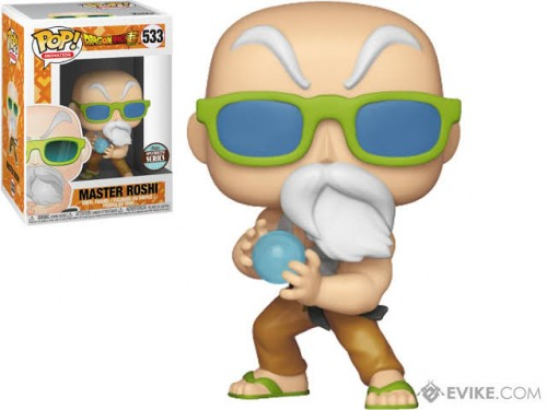 Funko Pop Master Roshi / Mestre Kame - Specialty Series-Dragon Ball Super-533
