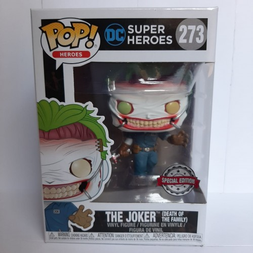 Funko Pop The Joker-DC Super Heroes-273