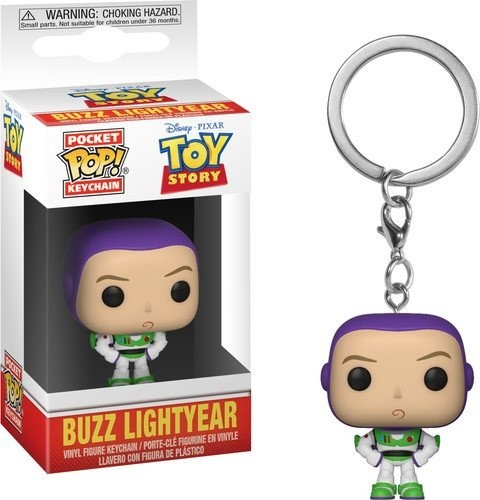 Funko Pop! Keychain: Buzz Lightyear - Toy Story - #1