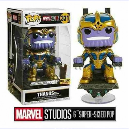 Funko Pop Thanos/ Marvel Studios-Vingadores-331
