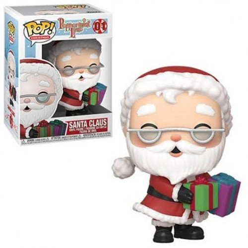 Funko Pop Peppermint Lane Santa Claus C/ Caixa Amassada-Peppermint Lane-1