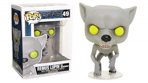 Funko Remus Lupin Lobisomem - Harry Potter-Harry Potter-1