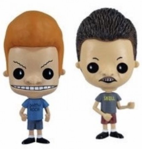 2 Funko Pop Beavis And Butt-head-beavis and butt head-40