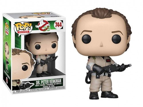 Funko Dr. Peter Venkman-Ghostbusters-744