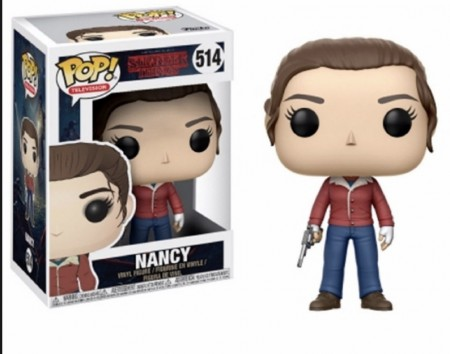 Funko Pop! Stranger Things: Nancy-Stranger Things-514