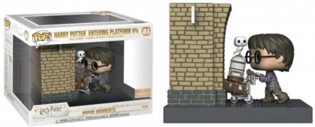 Funko Pop! Harry Potter Entering Platform 9 3/4 (exclusivo Boxlunch)-Harry Potter-81