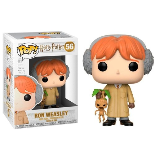 Funko Ron Weasley Herbology-Harry Potter-56