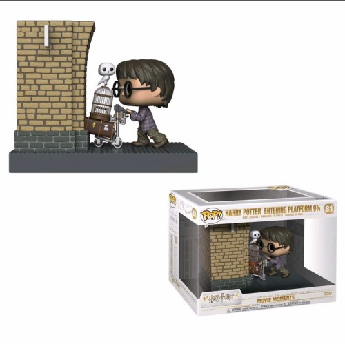 Funko Harry Potter Plataforma 9 3/4-Harry Potter-1