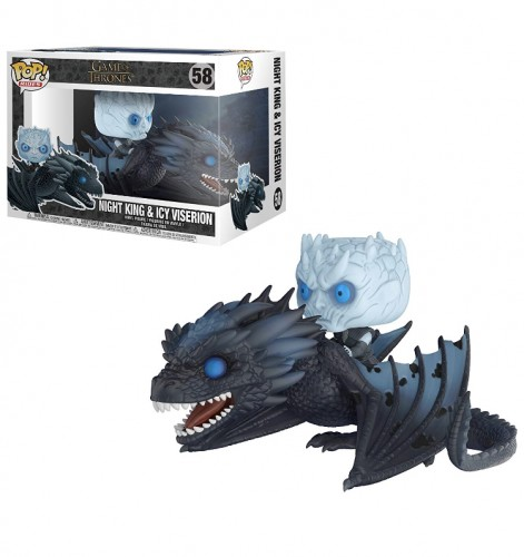 Funko Night King On Dragon Collectible Figure-Game of Thrones-58