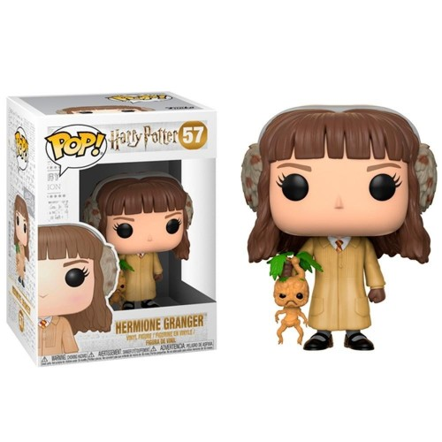 Funko Hermione Granger Herbology-Harry Potter-57