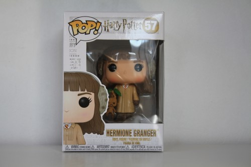 Funko Hermione Granger Herbology - Harry Potter - #57