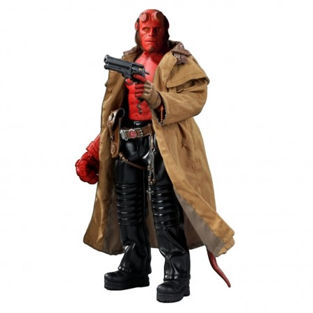 Action Figures Artoys - Hell Man (hellboy) 1/6-Hellboy-