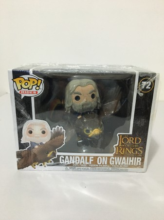 Funko Pop Gandalf On Gwaihir Rides-Lord of the Rings-72