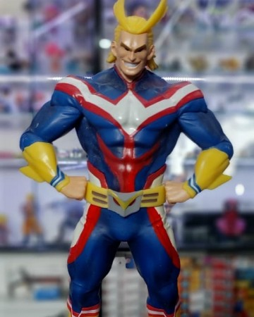 Action Figure- Boku No Hero Academia: All Might-My Hero Academia-