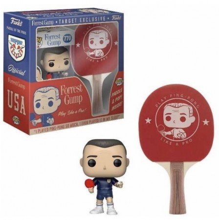 Funko Pop!forrest Gump W/ Paddle - Exclusivo Target-Forrest Gump-770