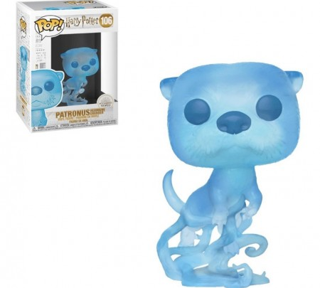 Funko Pop! Harry Potter: Patronus Hermione Granger-Harry Potter-106