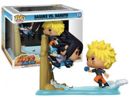 Funko Pop! Anime Moments: Sasuke Vs Naruto Special Edition-Naruto Shippuden-732
