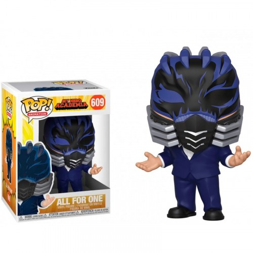 Funko Pop All For One-My Hero Academia-609