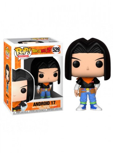 Funko Android 17-Dragon Ball-529