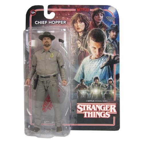 Action Figure Hopper-Stranger Things-