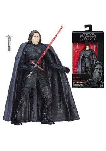 Action Figure Kylo Ren Star Wars O Ultimo Jedi-Star Wars-