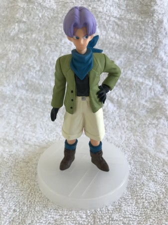 Action Figure Trunks 12cm Dragon Ball-Dragon Ball-