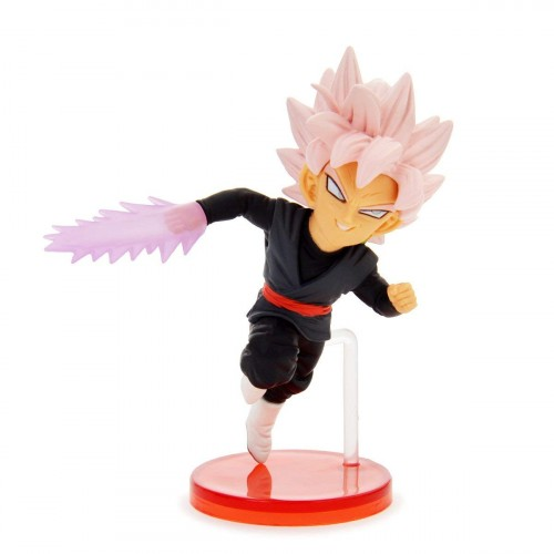 Action Figures Banpresto: Dragon Ball Super Wcf Bravery Ss Rose Gokou Black-Dragon Ball-