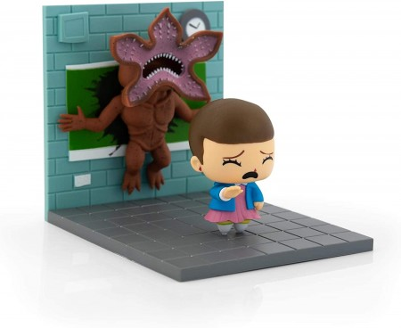 Action Figures Diorama Stranger Things-Stranger Things-