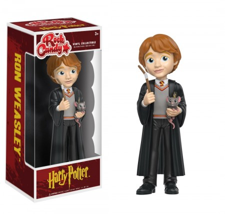 Action Figures Rock Candy Ron Weasley - Harry Potter - #