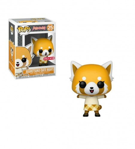 Aggretsuko - Date Night - Funko Pop! Exclusive Target-Aggretsuko-25