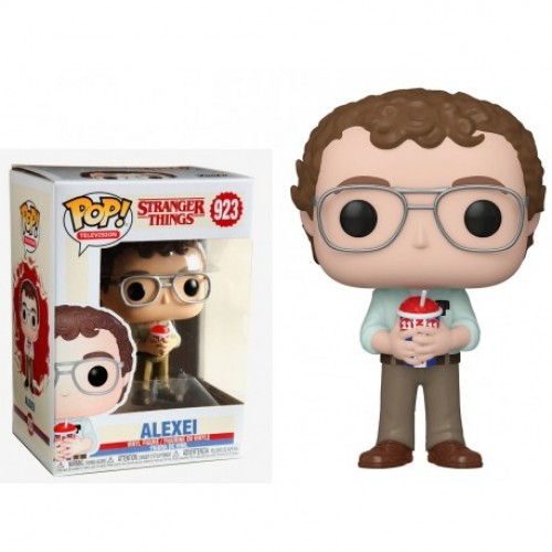 Funko Pop! Stranger Things: Alexei Smirnoff-Stranger Things-923