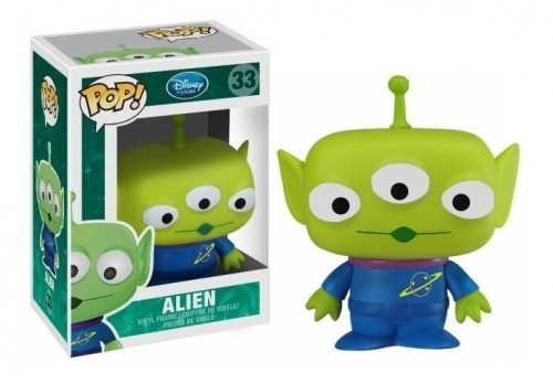 Funko Pop Alien [réplica]-Disney-33
