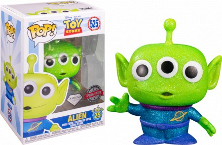 Funko Pop Alien Special Edition Diamond-Toy Story-525