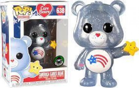 America Cares Bear (popcultcha)-Care Bears-638
