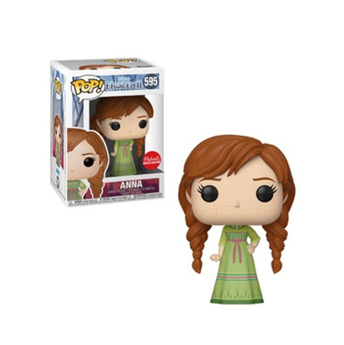 Funko Pop Anna Exclusiva Michaels-Frozen II-100