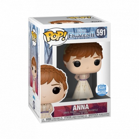 Anna Frozen 2 Disney Funko Pop! Exclusivo Funkoshop-Frozen-591