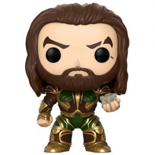 Funko Pop! DC: Aquaman And Motherbox-Justice League-199