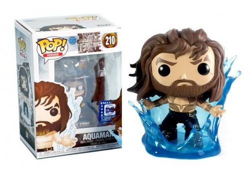 Funko Pop Aquaman Collector Box-Aquaman-1