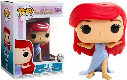 Ariel - The Little Mermaid - Disney - Funko Pop!-The little Mermaid 30 years-564