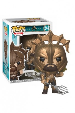 Funko Pop Arthur Curry-Aquaman-244