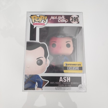 Funko Pop Ash - Entertainment Earth-Ash vs Evil Dead-395